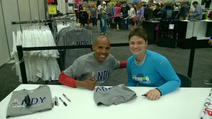 Me and Meb